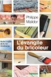 Couverture du livre L'Evangile du bricoleur : boîte à outils de la vie chrétienne