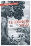 Couverture du livre Le Robinson suisse